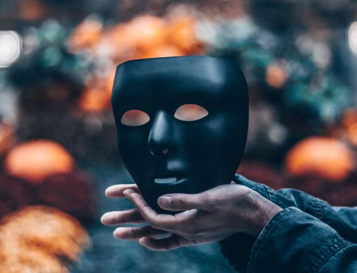 Leder – smid masken!
